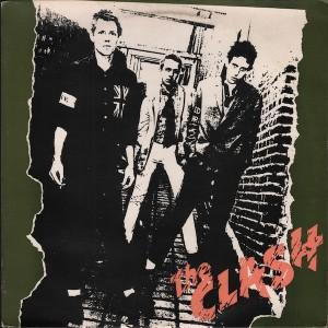Debutalbummet fra The Clash