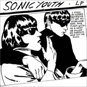 Coveret til Sonic Youth-albummet 'Goo'