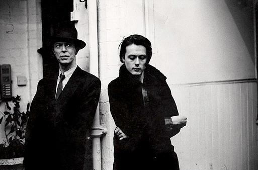 Brett og Bowie