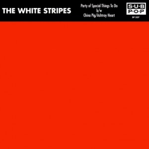 White Stripes-singlen Party of Special Things to Do - en EP med covers af Captain Beefheart-numre.