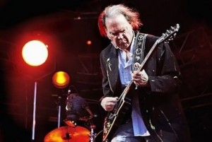 Neil Young, 2008
