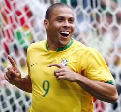 Tykke-Ronaldo - dengang han bare var en usandsynlig fed fodboldspiller.