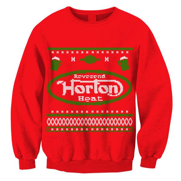 Reverend Horton Heat er også med på moden.