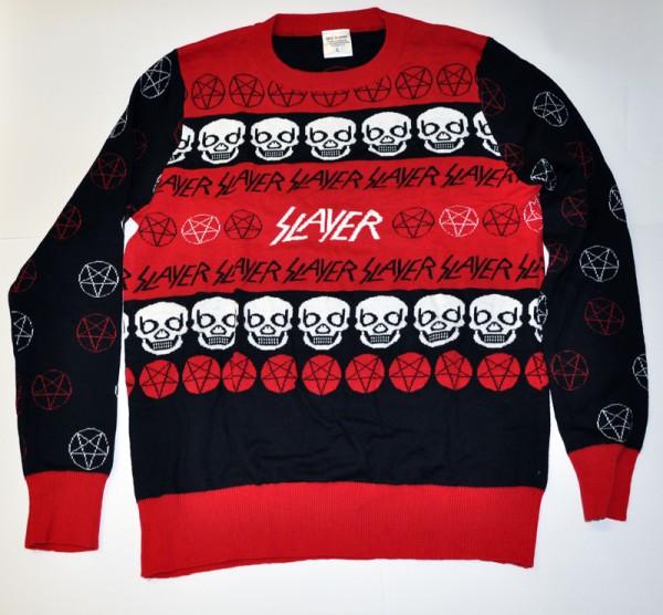 Slayer er indbegrebet af juletid.
