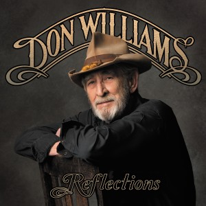Don Williams-albummet 'Reflections'.