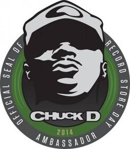 Chuck D fra Public Enemy er årets Record Store Day-ambassadør - den rolle, Jack White havde i fjor.