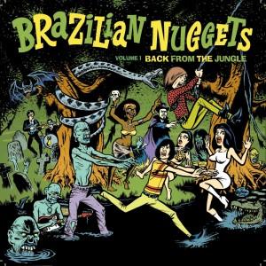 Brazilian Nuggets-compileringen bliver fast inventar på pladespilleren under VM.