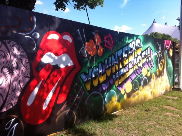 Graffiti Stones