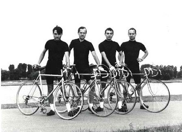 Kraftwerk 2 cykel