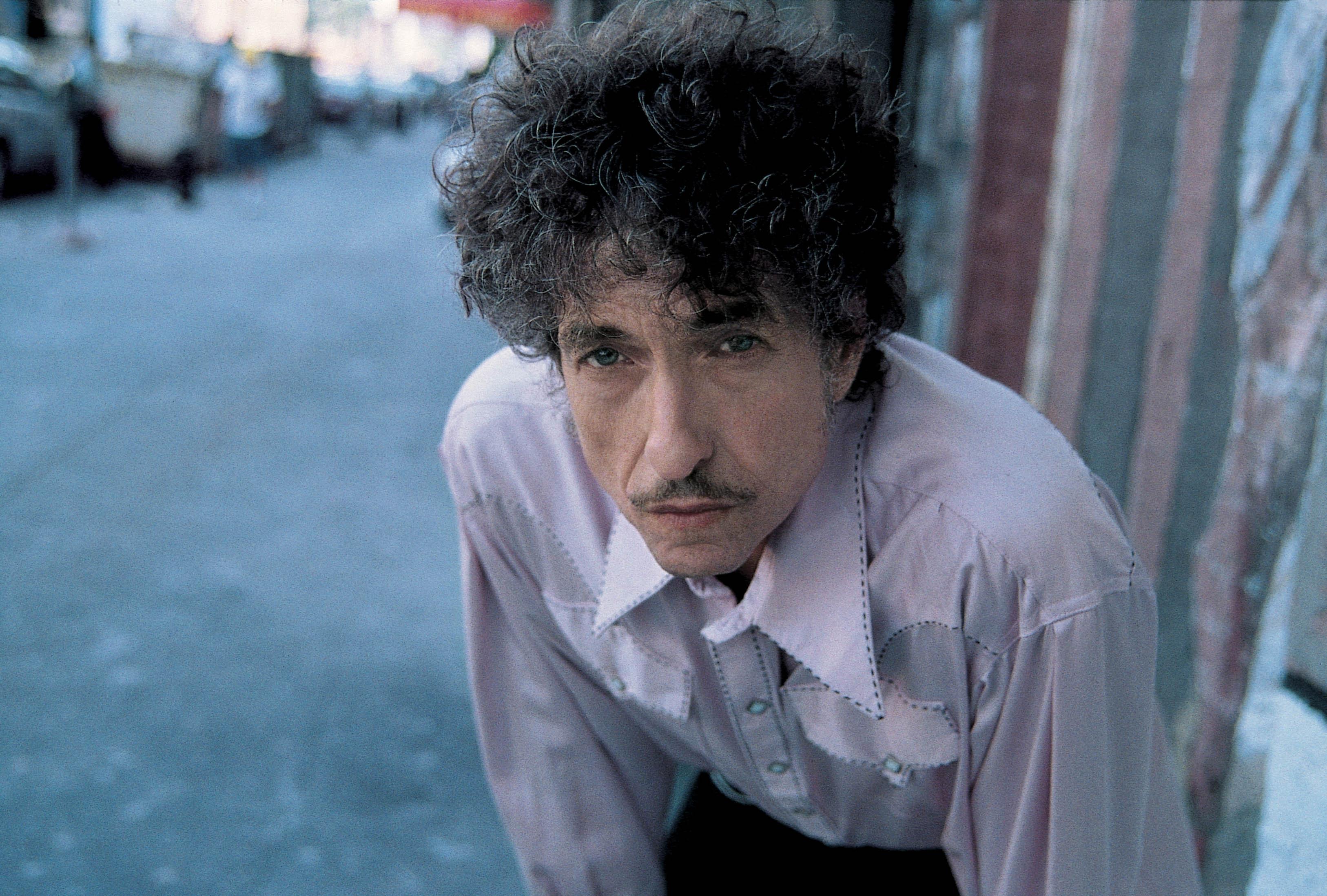 Da Dylan kom til middag – og andre historier