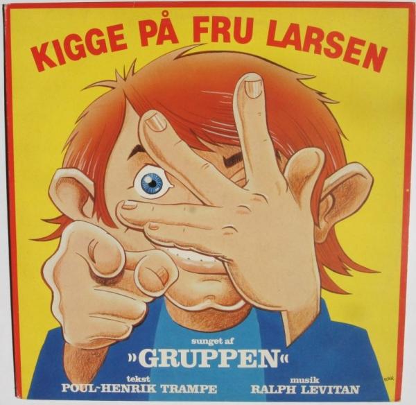 Hjaltes dansktop 4: Kigge på Fru Larsen