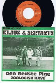 Hjaltes dansktop 3: Klaus & Servants