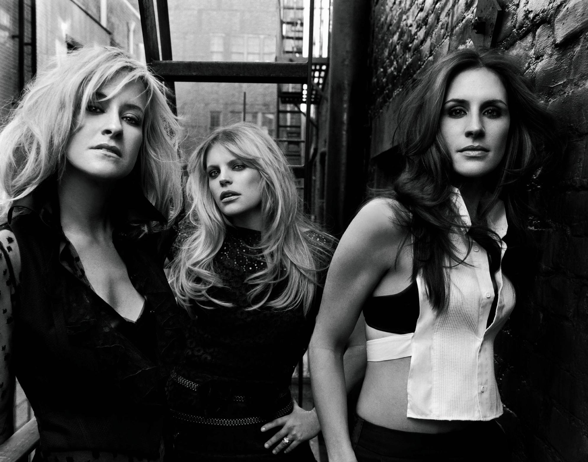 Dixie Chicks undskylder intet! Interview, 2006