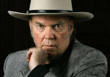 Neil Young og discoklassikeren