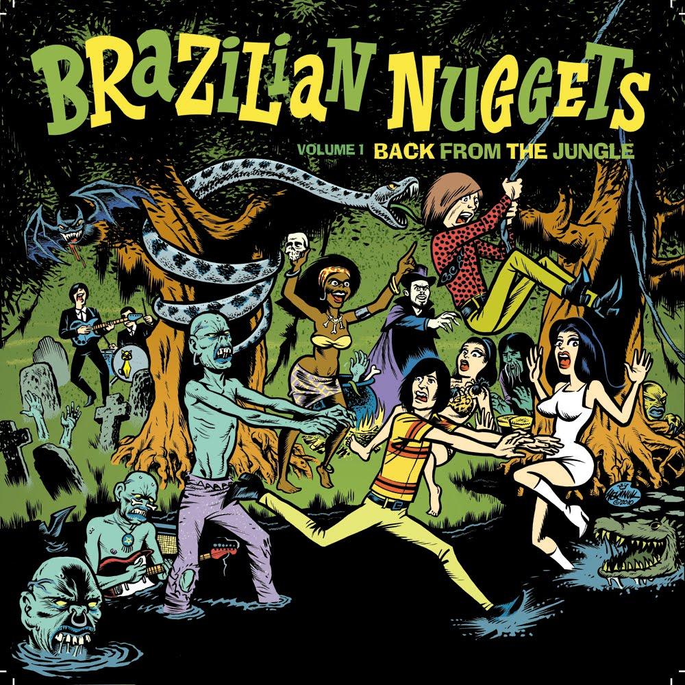 Mit soundtrack til VM i Brasilien #1