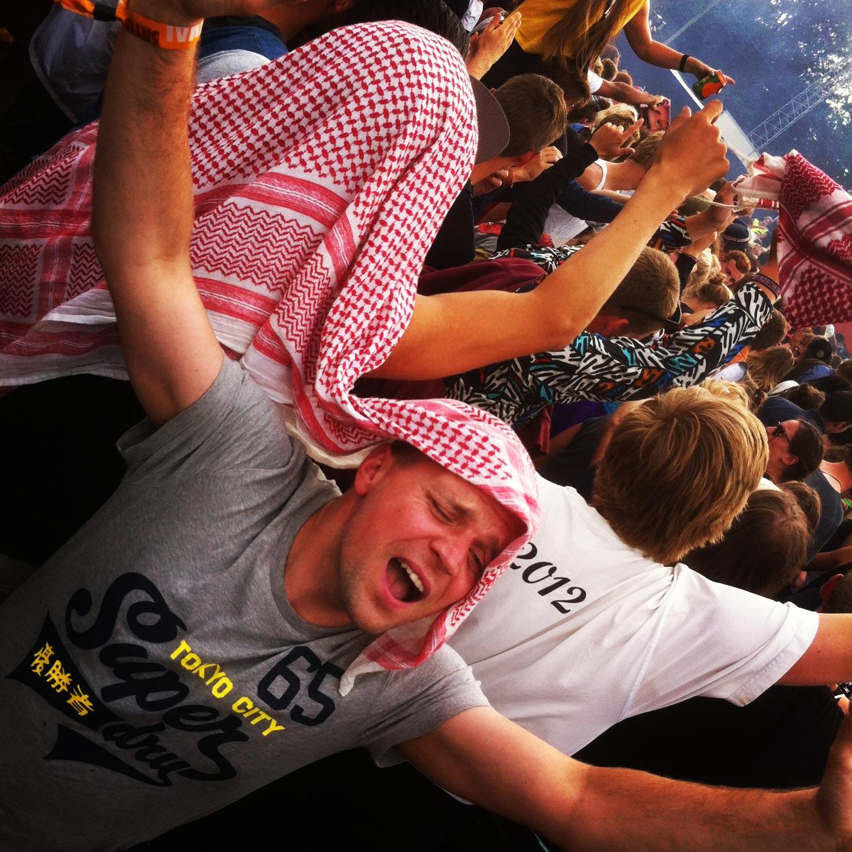 #RF14: Snapshots, strøtanker og eureka-momenter – lørdag