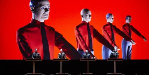Kraftwerk lukkede Orange Scene i 2013.
