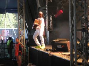 Harmonikasolo til Ferro Gaita.