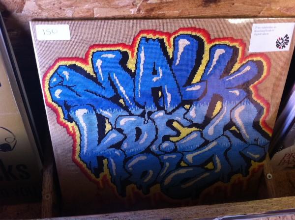 Malk De Koijn-vinyl til 150 kr. i DUP-standen ved Rising. God pris!