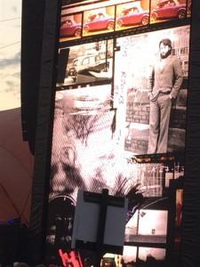 Paul på skærmen