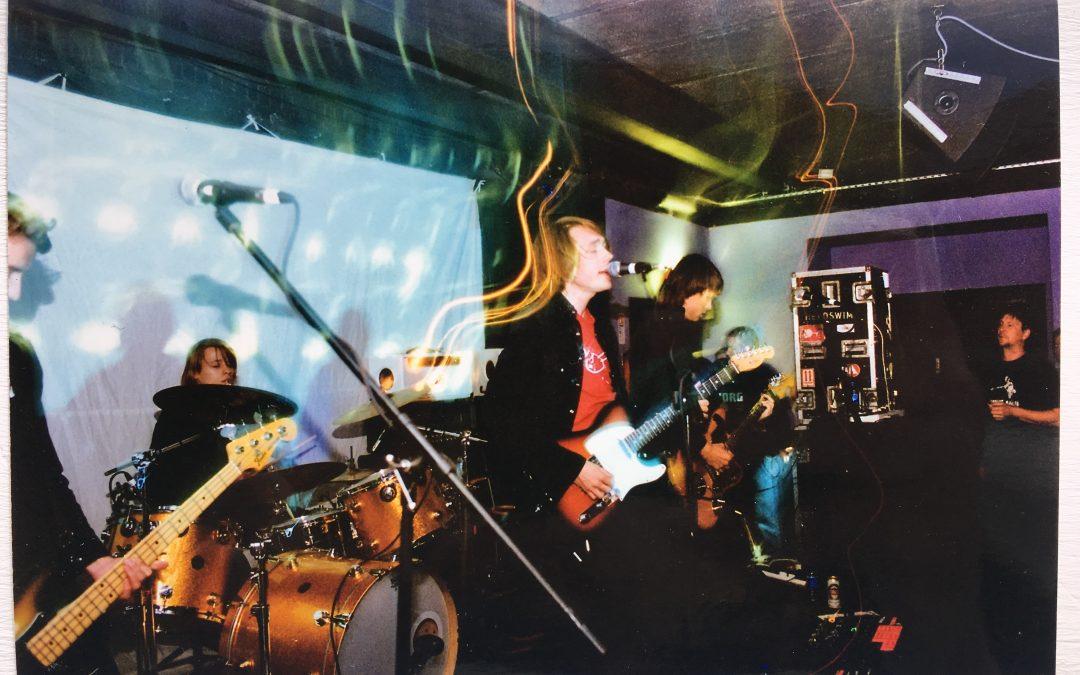 Før Mew blev store: Med et dansk band på landevejen i England