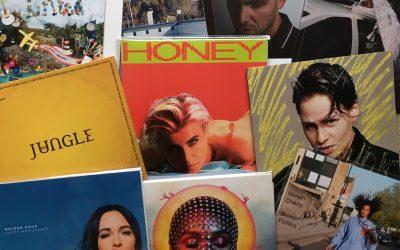 Årets 26 bedste plader ifølge Bloggers By Choice