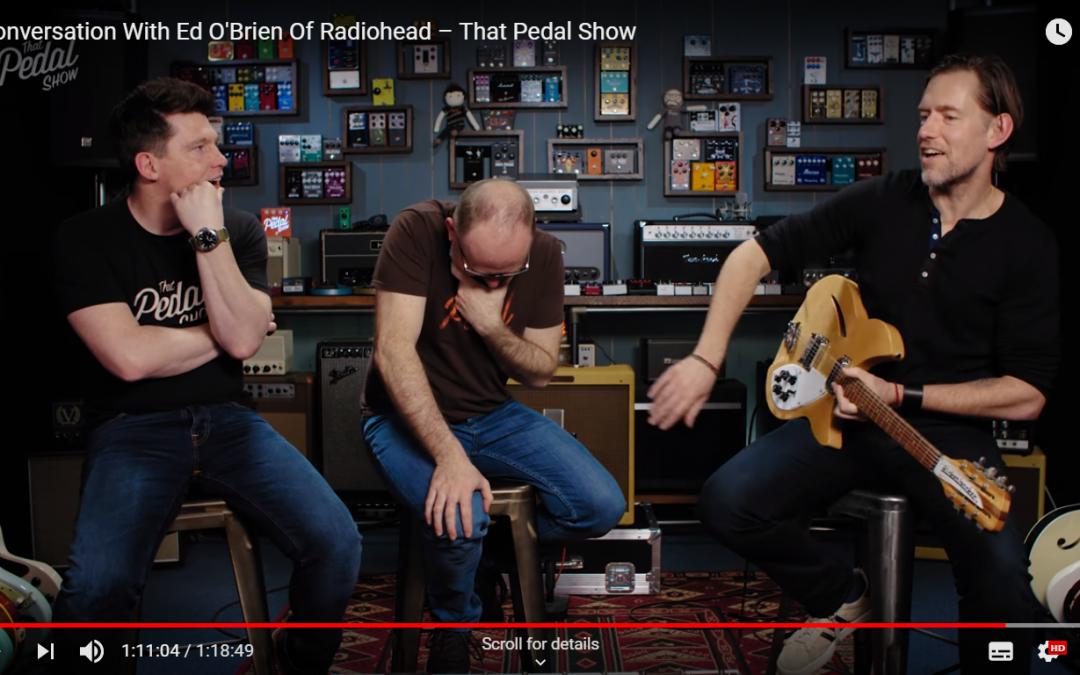 I dag vil jeg kun høre Radiohead