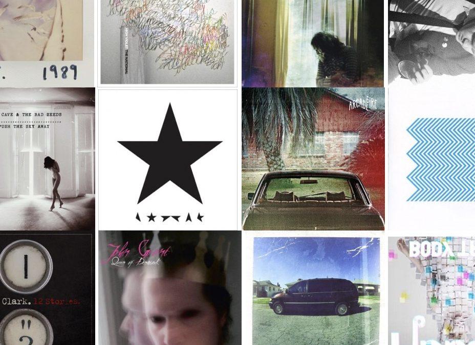 2010'ernes bedste album – nr. 10-1
