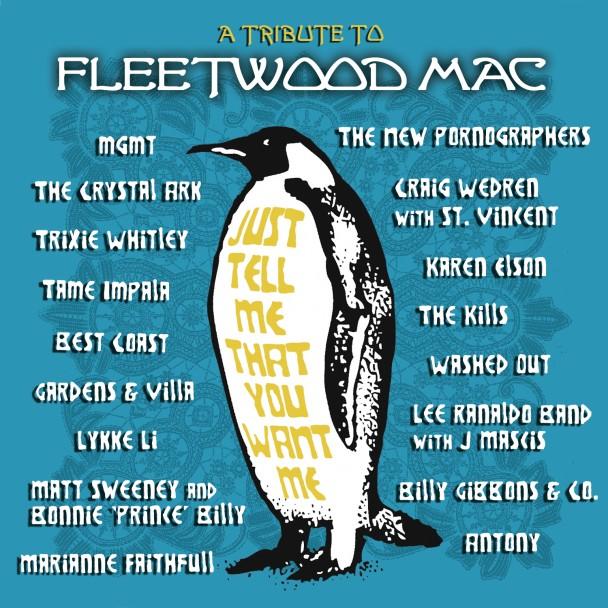 Fleetwood Mac udsat for indie