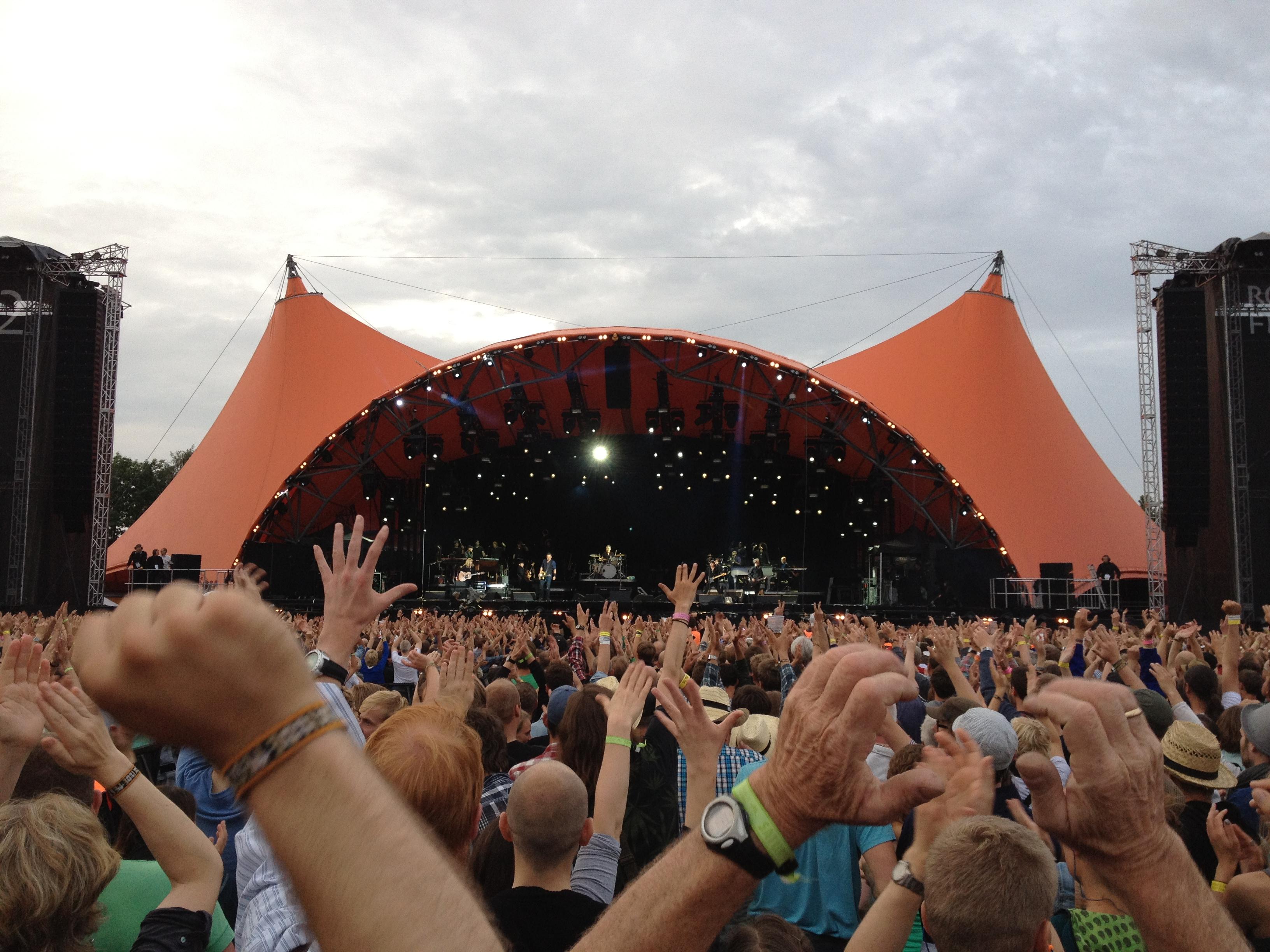 35 års Roskilde-favoritter: 2012