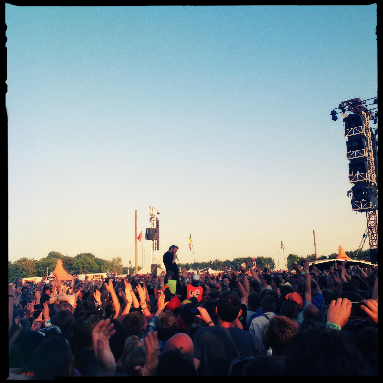 #RF13, dag 3: The National er min musik