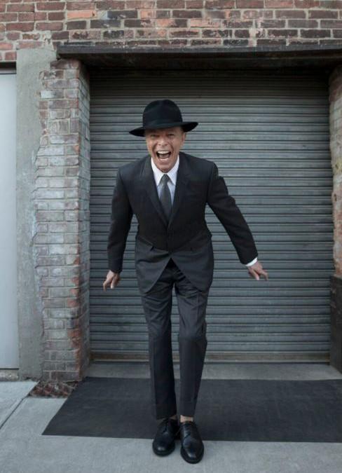 Bowies afskedsgave