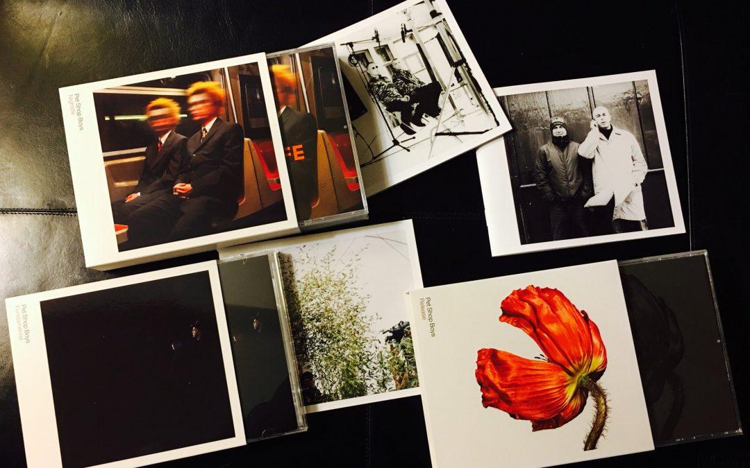 12 gode grunde til at købe Pet Shop Boys' tre nye deluxeudgaver
